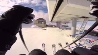 видео горные лыжи в Андорре