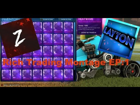 Trading With ZENIC And LAYTXN Rich Trading Montage EP:1