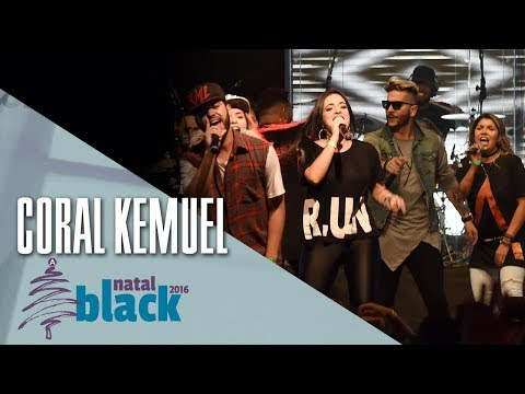 """Se Liga""- Coral Kemuel no Natal Black"