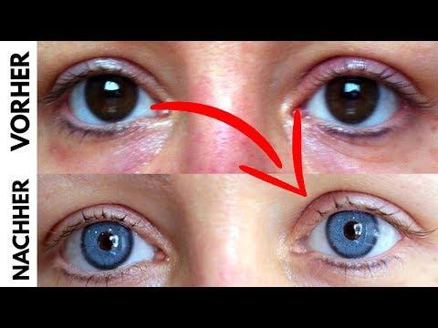 Augenfarbe ändern Durch Silent Subliminals? Funktioniert Das Wirklich?