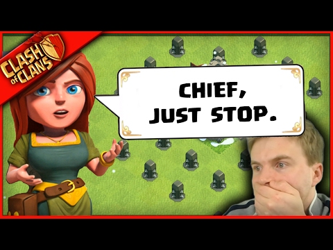 DON'T DO THIS WHILE PLAYING Clash of Clans pt. 2