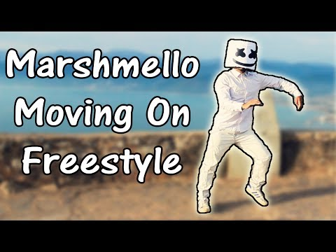 Marshmello - Moving on | Freestyle by Bagio#FreestyleFriday