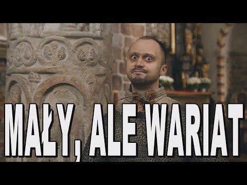 Mały, ale wariat - Władysław Łokietek. Historia Bez Cenzury
