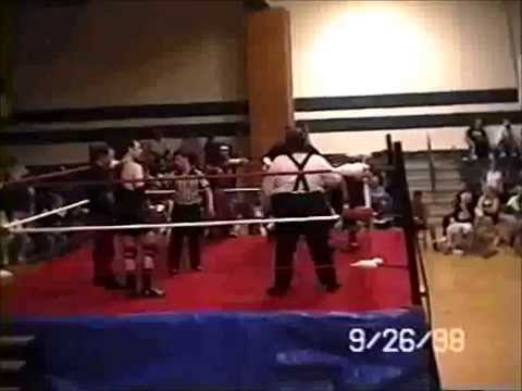 Dangerous Force vs. The Delinquents  (UWC September 26, 1998)