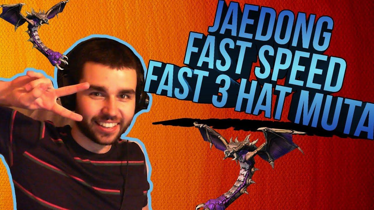 StarCraft 2 Jaedong Fast Speed 3 Hatch Muta Build Order