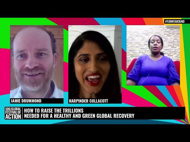 How to raise the trillions needed for a healthy and green global recovery (Spanish)