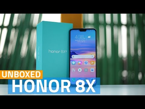 Honor 8X Max With Waterdrop Notch, 7 12-Inch Display Launched, Honor