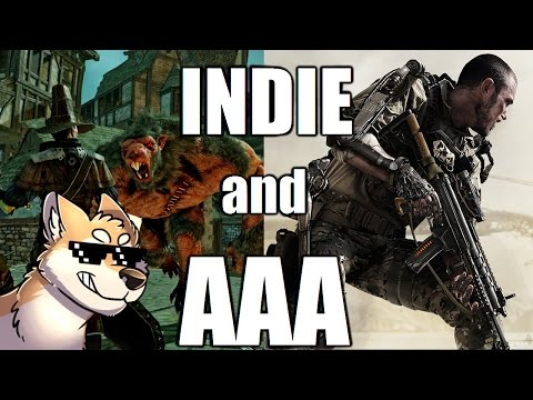 Indie Games vs. AAA Games