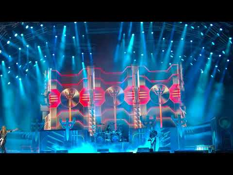 JUDAS PRIEST - Tyrant & Night Comes Down / Live in Athens 19.07.2018 mp3