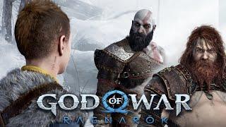 God Of War Ragnarok PS5 Gameplay Details (Release Date, Thor & Story Info)