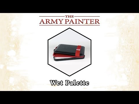 The Army Painter Wet Palette