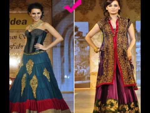 Manish Malhotra Designs Sketches