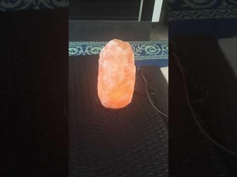 Himalayan Salt Lamp!