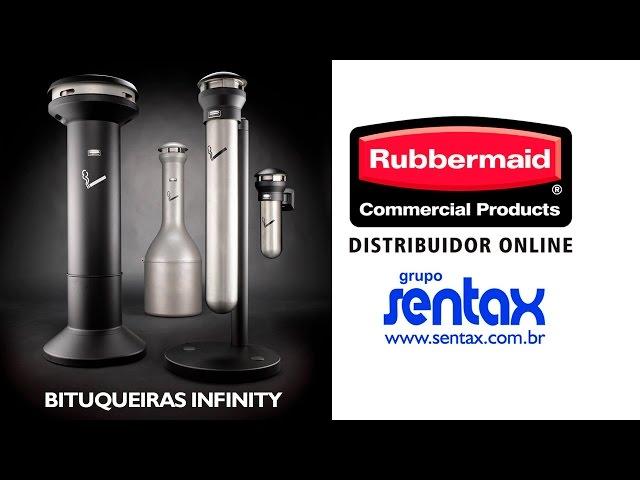 Bituqueiras Infinity -  Rubbermaid