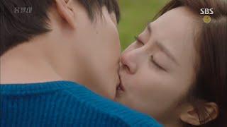 Kiss Scene  Hd - 용팔이  Yong-pal  Ep. 18 - Joo Won, Kim Tae He  Eng Sub + Indo Su