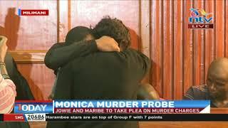 Not guilty, Maribe and fiance Irungu say over Monica murder