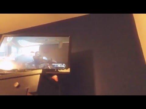 Ava Plays Gun Game!
