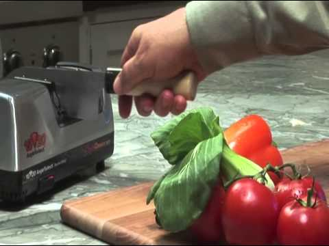 Chef'sChoice AngleSelect Model 1520 Demonstration Video