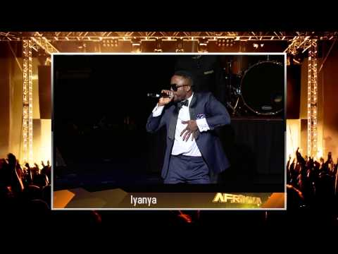 VIDEO: 2face Idibia & T-Pain Perform + Iyanya Tribute To 2face @ AFRIMMA 2014