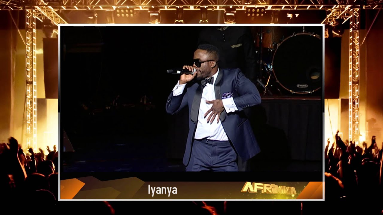Iyanya & T pain 2 Face Tribute Afrimma Performance