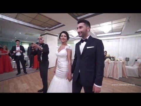 Sorina si Alexandru deschiderea dansului