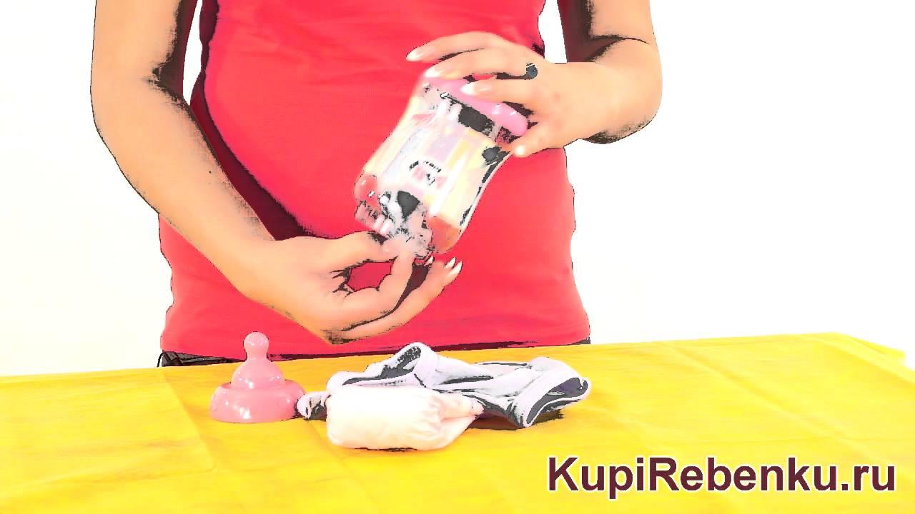 Обзор на пустышки-соски, бутылочки для реборна - YouTube