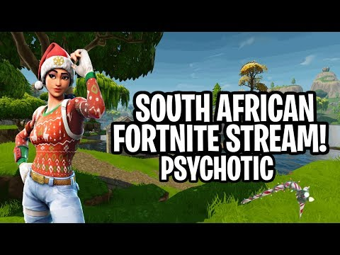 [PC]South African Streamer|English Stream|Road To 80 Subs|Game : Fortnite