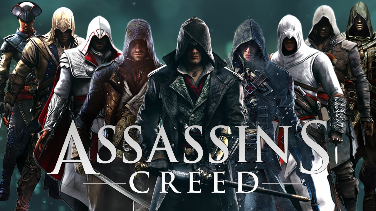 All Assassin S Creed Trailers Youtube
