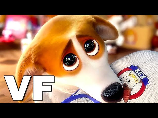 ROYAL CORGI Bande Annonce VF (Animation, 2019)