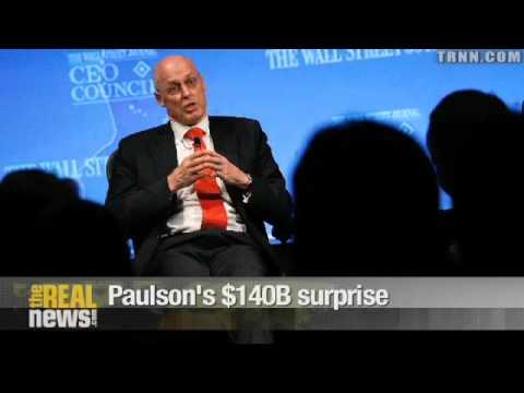 Paulson's $140B surprise