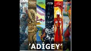 ADİGEY Çerkes sanatçılar sergisi Resimi