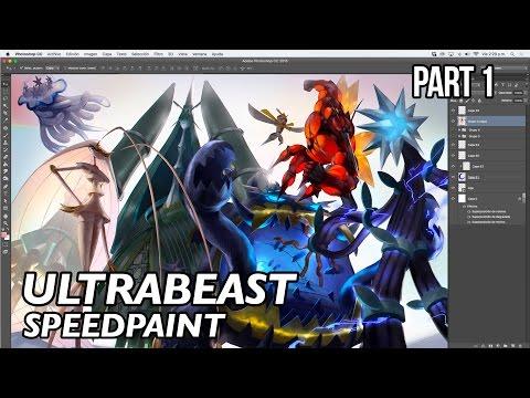 ULTRABEAST (Part 1) Digital art - Logancure