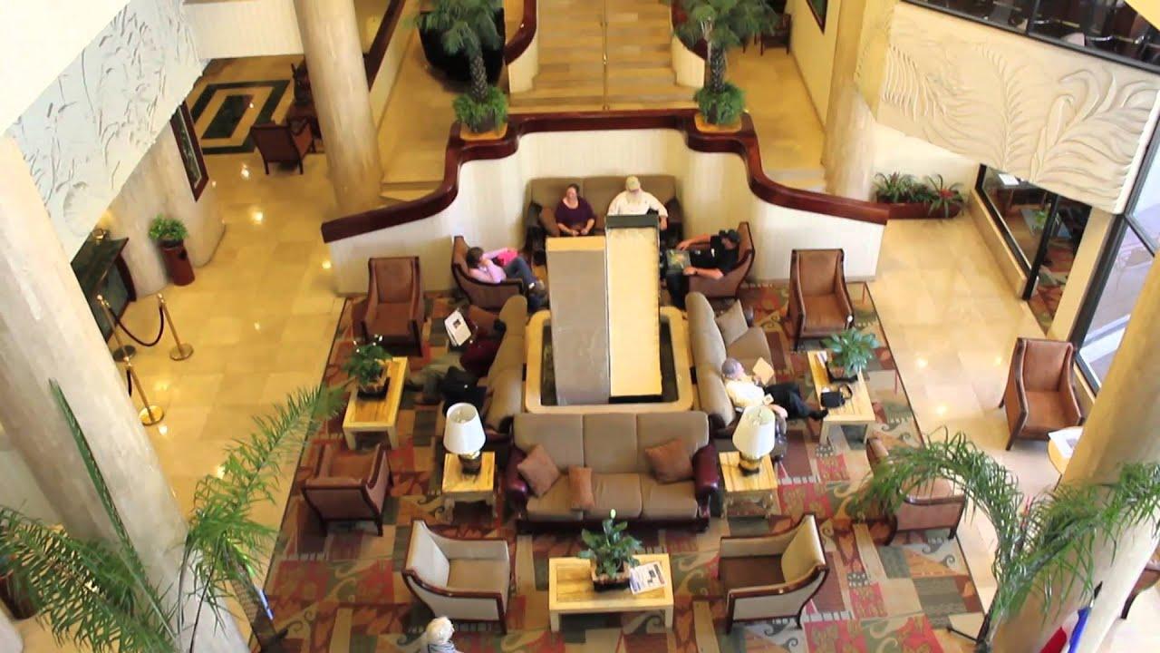 Aurola Holiday Inn - San Jose Costa Rica - YouTube