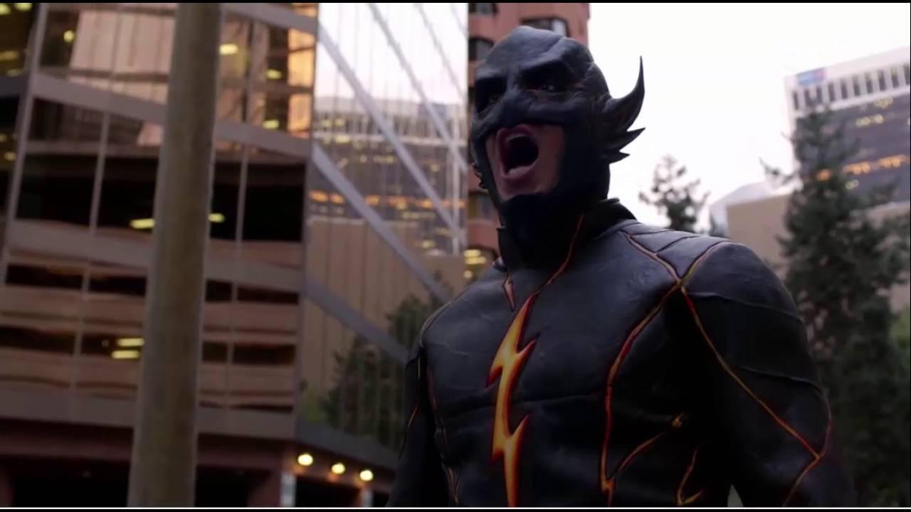 Download The Flash S03E01   Kid Flash VS Rival Clip -1