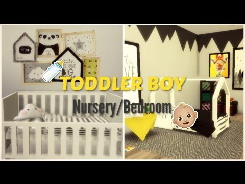 The Sims 4 L Nursery Amp Toddler Room Finds Cc Links Crib