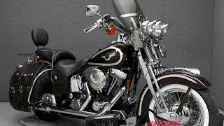 1998  HARLEY DAVIDSON  FLSTS HERITAGE SOFTAIL SPRINGER - National Powersports Distributors
