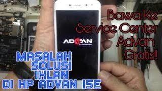 FLASHING ADVAN i5E 4G LTE Full tutoriall.