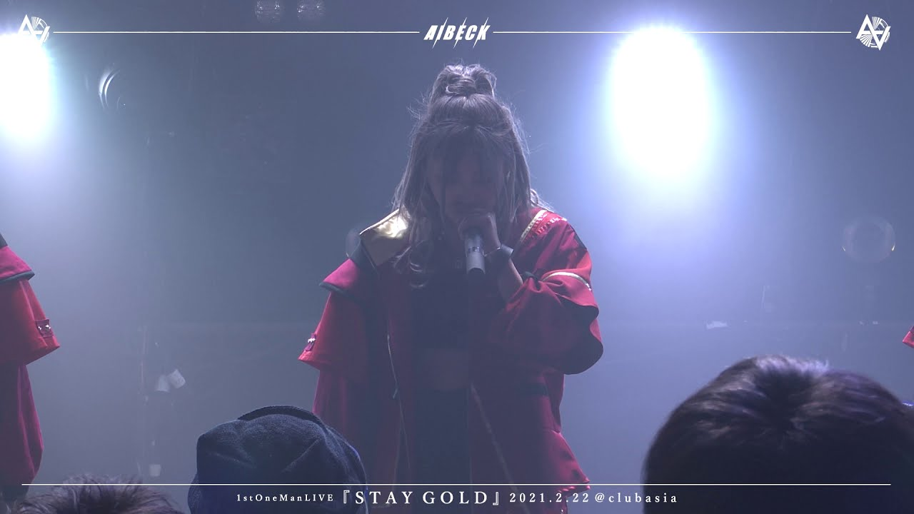 AIBECK – Stay Gold [live @ clubasia]
