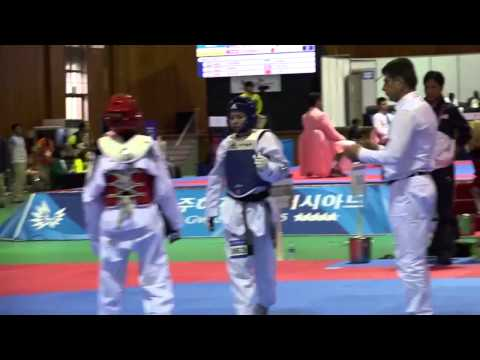 2015 Summer Universiade Game Sparring Day 1