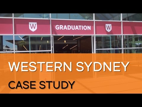With Ruckus Wi-Fi, Western Sydney University Builds A Smart Campus