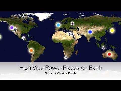 Vortex Destinations - High Vibe - Chakra...