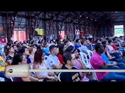 Carnaval religioso recebe cerca de mil pessoas em Presidente Prudente