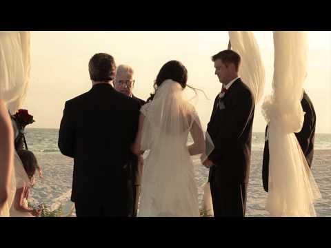Sleeping At Last - Turning Page - James & Mandy Destin Beach Wedding