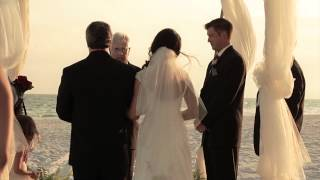 Sleeping At Last - Turning Page - James & Mandy Destin Beach Wedding
