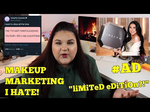 Makeup Marketing I HATE! *Collab w/ Abby Williamson!*