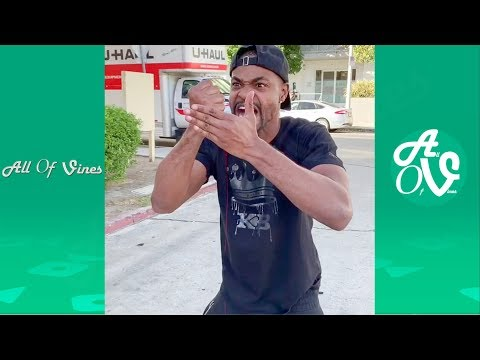 Try Not To Laugh Or Grin While Watching KingBach Instagram Videos & King Bach Funny Vines 2018