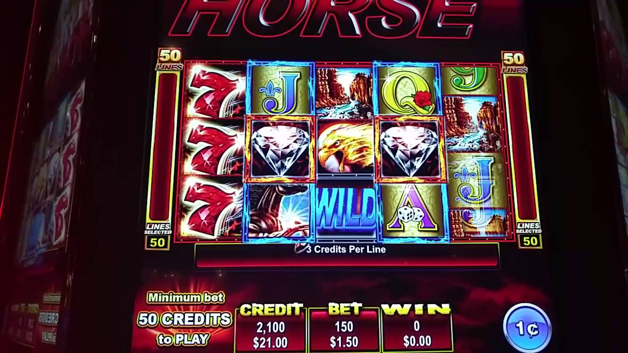 Flying Horse Slots