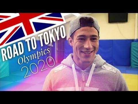 Road To Tokyo Olympics 2020 (EP1) - Ashley McKenzie Judo