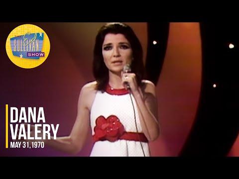 "Dana Valery ""Let It Be"" on The Ed Sullivan Show"