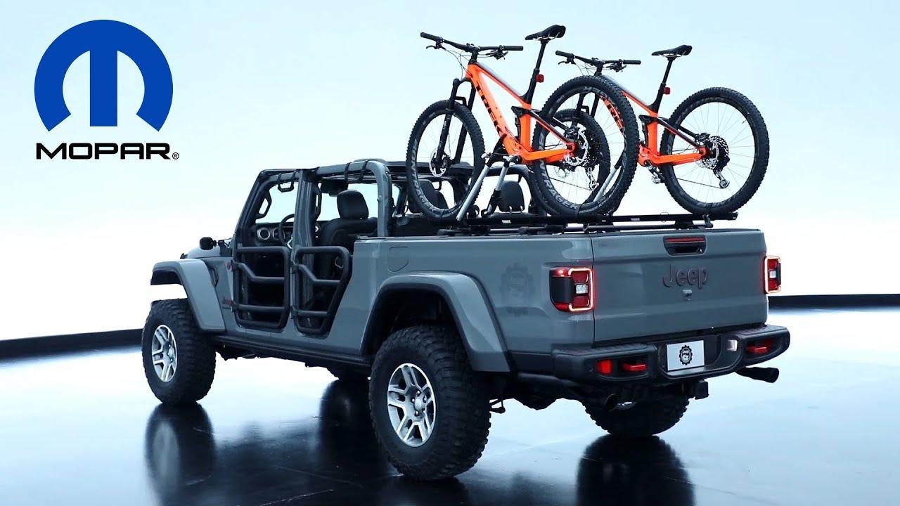 2020 Jeep Gladiator Exhaust